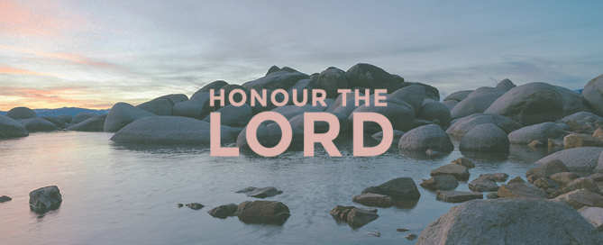 Honour-The-Lord